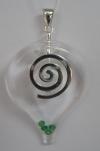 Clip Spirale silber 925